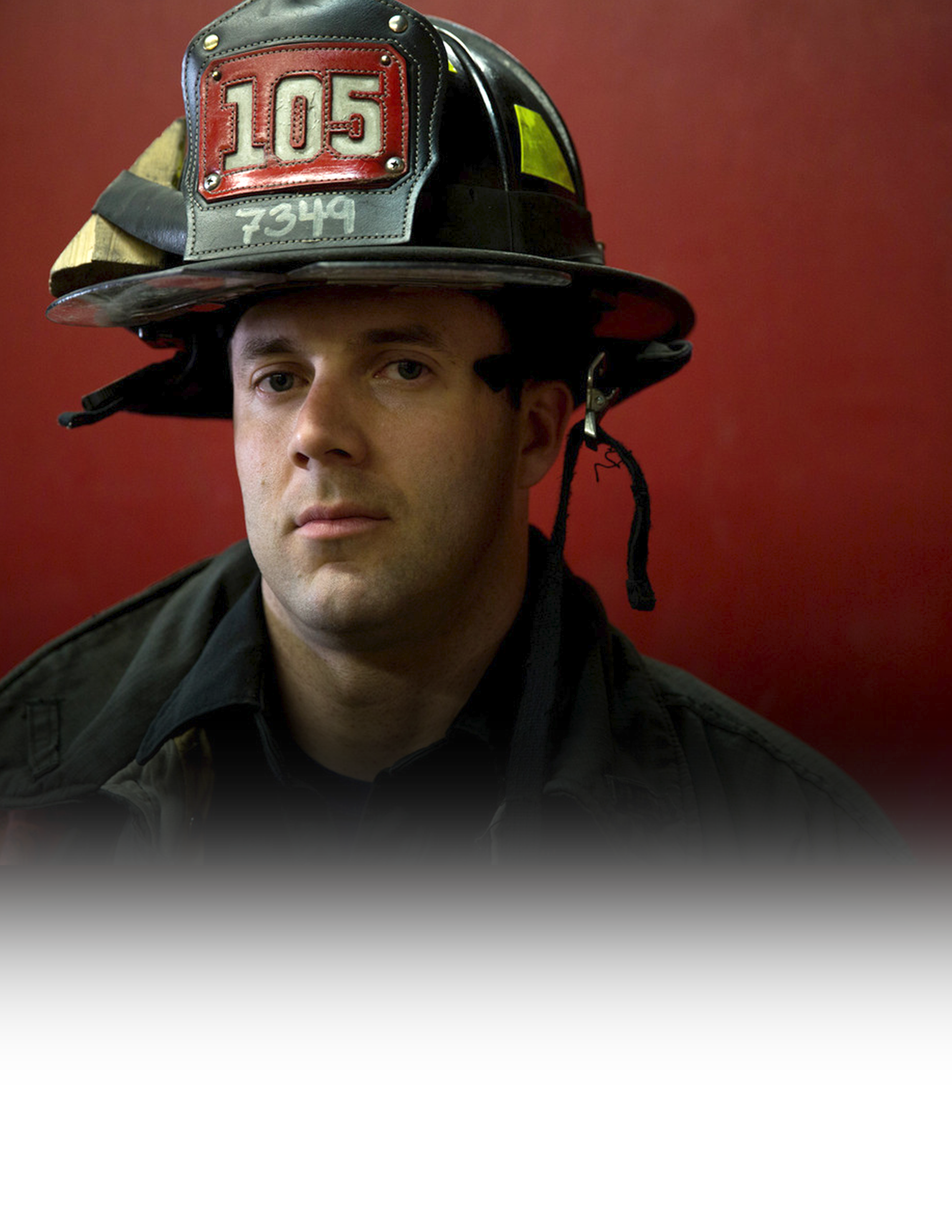 FDNY Firefighter Crowley.