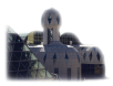 FOUR ~ Biosphere 2 Visitor Center invested 2 years research for the greenest insulation and chose airkrete® GREENsulation™